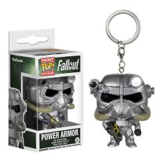 Funko Fallout - Power Armor Pocket Keychain - 8687