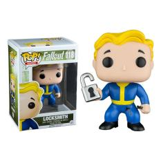 Funko Fallout Vault Boy Locksmith - POP! Vynil - 10706