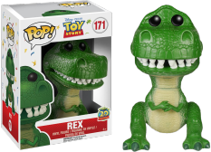 Jual Funko Pop Disney Pixar Toy Story Rex 20Th Anniversary Edition Online