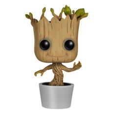Harga Funko Pop Marvel Guardians Of The Galaxy Pot Dancing Groot Cokelat Funko Di Yogyakarta