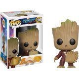 Jual Cepat Funko Pop Marvel Guardians Of The Galaxy Vol 2 Ravager Groot With Patch