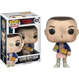 Jual Funko Pop Television Stranger Things Eleven With Eggos Branded Original