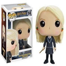 Beli Funko Pop Vinyl Figure Luna Lovegood Harry Potter Wave 2 Cicil