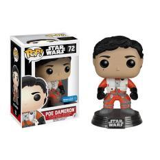Funko Star Wars - Poe Dameron without helmet - POP! Vynil - 6230