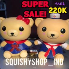 Fuzzy & Wuzzy Sailo Bear By Appleblossoms  - #Ssisupersale - Wb1ngm