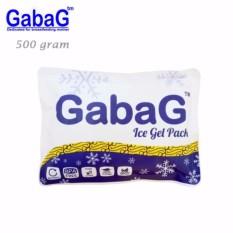 Gabag Big Ice Gel 500 Gram Bisa Hangat Dan Dingin - 1 Pack