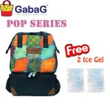 Review Toko Gabag Cooler Bag Big Pop Series Sentani Free 2 Ice Gel Online