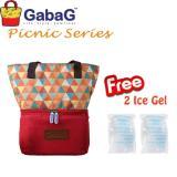 Gabag Cooler Bag Coolerbag Senja Tas Penyimpan Asi Asip Thermal Bag Dki Jakarta Diskon