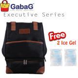 Jual Gabag Cooler Bag Executive Series Tristan Free 2 Ice Gel Di Bawah Harga