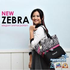 Toko Gabag Cooler Bag Tas Pendingin Asi Ibu Menyusui New Zebra Termurah