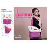 Diskon Gabag Joanna Tote Cooler Bag Tas Asi Thermal Bag Free 2 Ice Gel Gabag Di Dki Jakarta