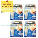 Diskon Produk Gabag Kantong Asi Bpa Free 100Ml Breastmilk Storage Bag Newborn Paket 4 Box Biru