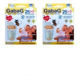 Spek Gabag Kantong Asi Bpa Free 180Ml Breastmilk Storage Bag Paket 2 Box Gabag