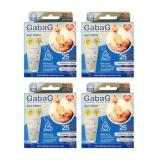 Toko Gabag Plastik Asi 100Ml Breastmilk Storage Bag Kantong Asi Kantung Asi 4 Box Biru Online