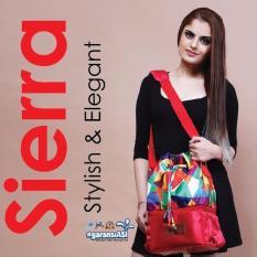 GabaG Sierra Cooler Bag Tas Asi Thermal Bag - Free 2 Ice Gel