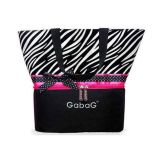 Diskon Gabag Zebra Breastmilk Cooler Bag Dapat 2 Ice Gel Zebra Branded