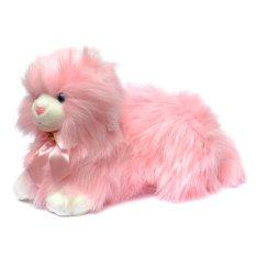 Galeri Boneka Boneka Kucing Anggora (pink)