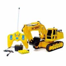 Iklan Galeri Boneka Mainan Anak Excavator Beko Remote Control Digger