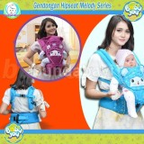 Gdg321 Gendongan Hipseat Melody Series Merk Baby Joy Original