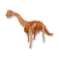 GDS 3-D Wooden Puzzle-Brachiosaurus Kecil-terjangkau Hadiah Untuk Yourlittle Satu! Item # Dchi-Wpz-J013a-Intl