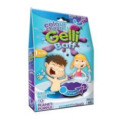 Gelli Baff Colour Change Balastic Blue To Planet Purple -Mainan Di Air - Qfsixg