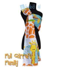 Diskon Gendongan Bayi Anak Ring Sling Full Giraffe Ringsling Baby Al