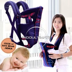 Tips Beli Gendongan Bayi Baby Scots Bayi Gemuk Large Baby Carier By 53 Gb Blue