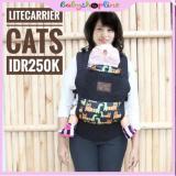 Jual Gendongan Bayi Cuddle Me Lite Carrier Online Jawa Tengah