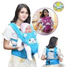 Review Pada Gendongan Bayi Depan Hipseat Baby Joy Melody Series
