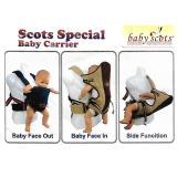 Harga Gendongan Bayi Samping Dan Depan Baby Scots 3In1 Baby Scot Carrier Origin