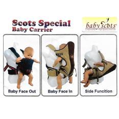 Tips Beli Gendongan Bayi Samping Dan Depan Baby Scots 3In1 Baby Scot Carrier
