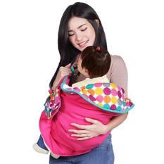 Jual Gendongan Bayi Samping Snobby Batita Color Marbles Tpg 1542 Pink Original