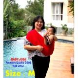 Toko Gendongan Premium Baby Jose Size M Red Chili Geos Gendongan Bayi Kaos Selendang Bayi Perlengkapan Bayi Padie Online Terpercaya