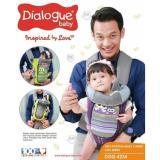 Jual Beli Gendongan Ransel Dua Posisi Dialogue Sirkulasi Udara Owl Series Dgg 4234 Baru Riau