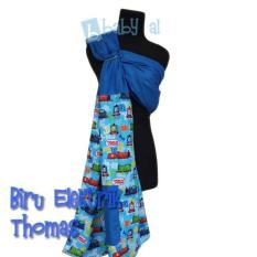 Situs Review Gendongan Ring Sling Motif Biru Thomas