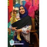 Harga Geos 2In1 Instant Baby Wrap Black Hitam Pekat Ukuran L Indonesia