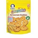 Iklan Gerber Arrowroot Cookies 156G