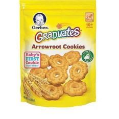 Tips Beli Gerber Arrowroot Cookies 156G