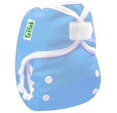 Jual Gg Cloth Diaper Gg Little Lil G Solid Biru Muda 2 Insert Microfiber Stay Dry Di Bawah Harga