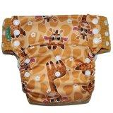 Spesifikasi Gg T Dipe Cloth Diaper Clodi Pant Motif Giraffe Yg Baik