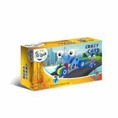 Gigo Mobil Hebat Educational Toys 1+