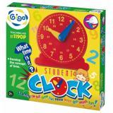 Beli Gigo Student Clock Alat Peraga Matematika Baru