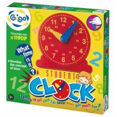 Beli Gigo Student Clock Alat Peraga Matematika Yang Bagus