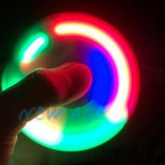 Glow Finger Spinner LED Light Tri-Spinner