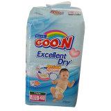 Jual Goo N Diaper Excelent Dry Tape Uk Newborn Isi 48 Antik