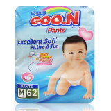 Toko Goo N Diaper Pants Excelent Soft Active M62 Di Indonesia
