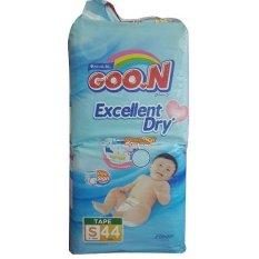 Goo N Diaper Tape Excelent Dry Uk S44 Goo N Diskon 30