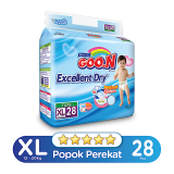 Beli Goo N Excelent Dry Premium Tape Jumbo Xl Isi 28 Seken
