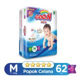 Jual Goo N Excelent Soft Premium Pants Super Jumbo M Isi 62 6 Bonus Pack Import