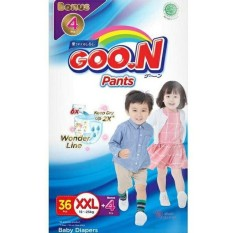 Goon Excellent Soft Pants XXL-36 + 4